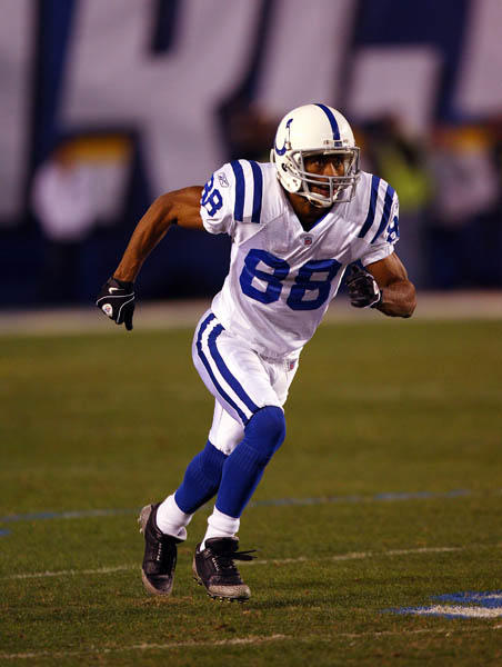"Future hall of fame receiver <a class=""taxInlineTagLink"" id=""PESPT003021"" title=""Marvin Harrison"" href=""/topic/sports/marvin-harrison-PESPT003021.topic"">Marvin Harrison</a> is 39 today. (Photo by Paul Spinelli/Getty Images)"