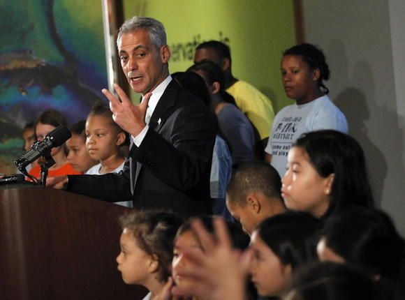 Emanuel says Biden should remain Obama VP pick