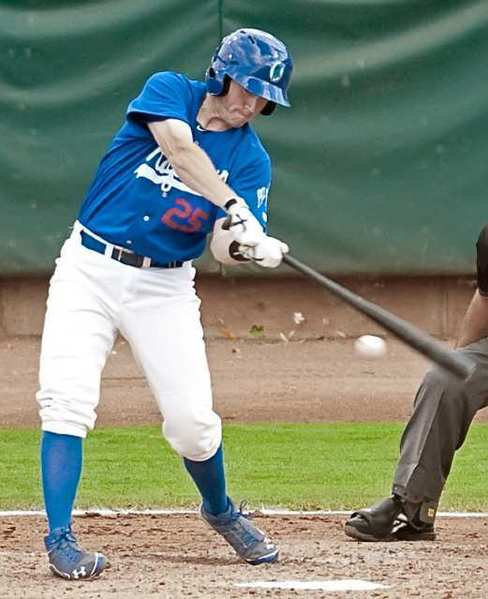 Eric Smith, a former Spartan, has continued his hot hitting with the Ogden Raptors.