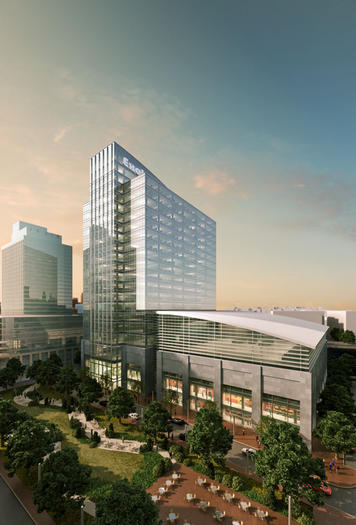 Proposed Exelon HQ