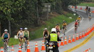 Police expect traffic delays for Iron Girl Triathlon Sunday