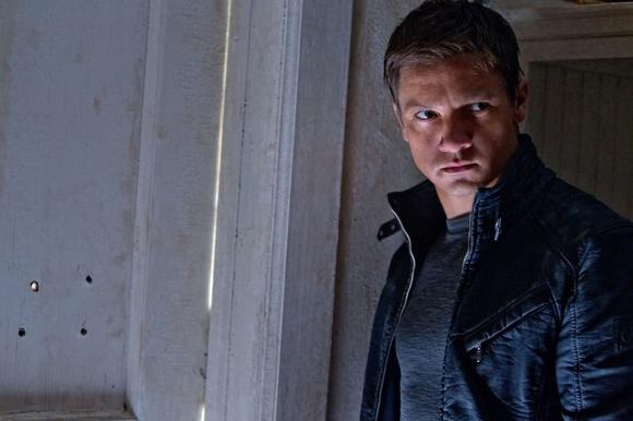 "Jeremy Renner stars as Aaron Cross in Universal Pictures' ""The Bourne Legacy."""