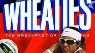 Misty May-Treanor closed out her remarkable career with a third consecutive Olympic gold medal. The former Newport Harbor High standout is also ending it by landing on the iconic cereal box, as it was announced Thursday that she is featured on a limited edition Wheaties box.