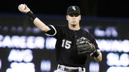TORONTO — Dewayne Wise is leading off for the White Sox Thursday night against the Blue Jays, as Alejandro De Aza gets a day off.