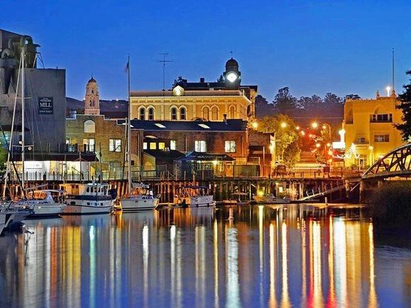 Weekend Escape: Petaluma, Calif.