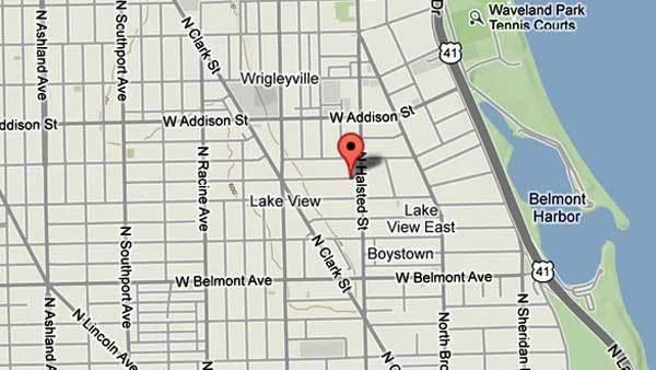 800 block of West Newport in Chicago
