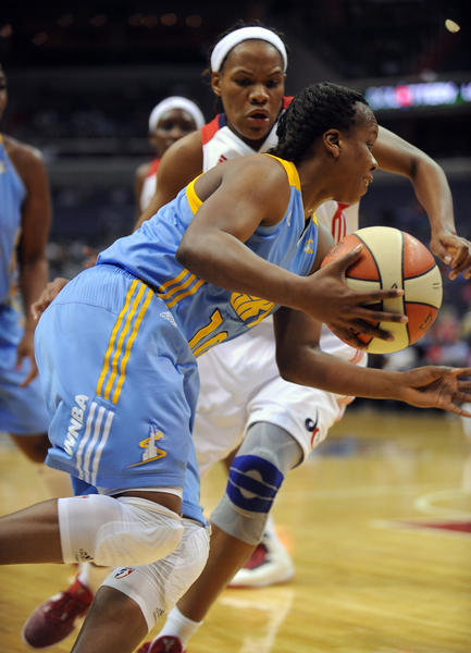 Epiphanny Prince returns for the Sky Friday night against the Dream.