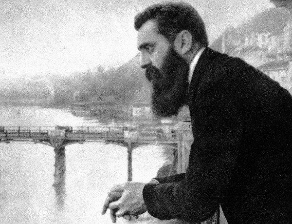 "Theodor Herzl is the subject of the documentary ""It Is No Dream: The Life of Theodor Herzl."""