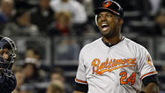 The Orioles have placed infielder <strong>Wilson Betemit</strong> on the 15-day disabled list after an MRI taken before Thursday's game showed a small cartilage tear in his right wrist and a deep bone bruise.