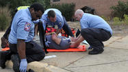 Annapolis tests emergency disaster response