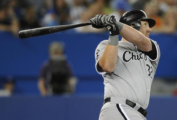 White Sox slugger Adam Dunn says 400 home runs isn't that big a milestone for him.