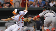 Tillman, Ayala struggle as Orioles lose to Red Sox, 6-3