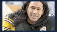 LATROBE (AP) — The most famous hair in football is now flecked with more than a few strands of gray, and Troy Polamalu knows it.