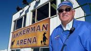A familiar face at the Brown County Fair now has his name on the grounds' newest facility.