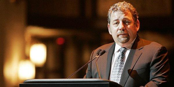 Cablevision CEO James Dolan.
