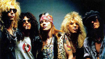 European Lottery Winner Wants To Use Money to Reunite Guns N' Roses