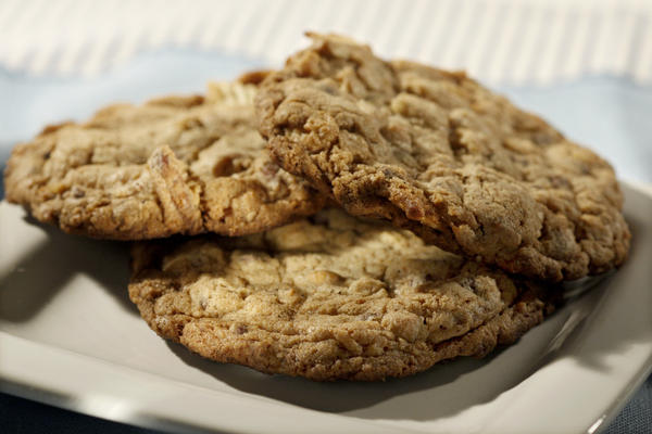 Momofuku Milk Bar's compost cookies.