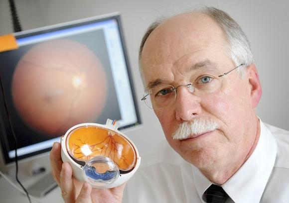 Dr. James A. Eickhoff