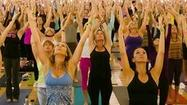 Santa Monica yoga event to raise funds