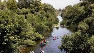 L.A. River kayak trip ticket information