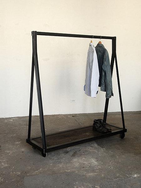 A Frame Clothes Rack La Times
