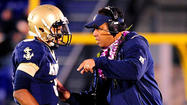 Navy scrimmage leads to positive results for first team