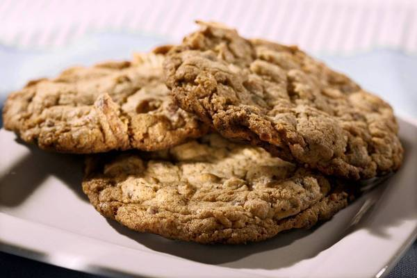 Compost cookies from Momofuku Milk Bar in New York are labor intensive but delicious.