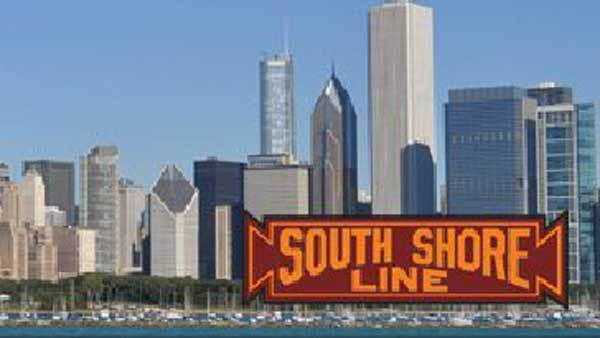 South Shore train logo