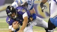 Ravens stumped in preseason loss against the Lions