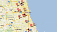 Twenty people were shot, three fatally, across the city Friday night and Saturday morning.