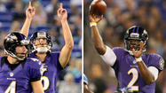 The Ravens lost, 27-12, on Friday night to the Detroit Lions in their second game of the preseason. Below are five who impressed and five who disappointed.