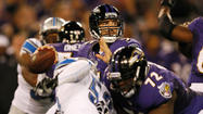 The Ravens lost to the Detroit Lions on Friday night, but I was fairly encouraged by the offensive performance.