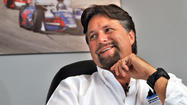 With the Grand Prix of Baltimore two weeks away, the race's promoter and owner of three cars competing in the IndyCar Series this year, Michael Andretti, was in town recently and sat down for a conversation that ranged from the upcoming event through the streets of the city to current issues in racing.