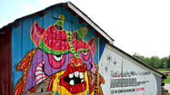 Barn-murals project across Maryland counties [Pictures]