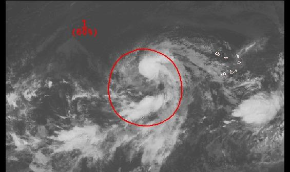 A tropical wave near Africa has been given a high chance of developing into a tropical depression or storm over the next two days.