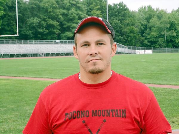 Pocono Mountain East coach Phil Dorn.