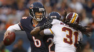 Exhibition photos: Bears 33, Redskins 31