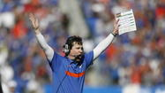 Florida Gators preview: Will Muschamp needs time to bring back the Gators