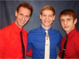 Hometown: Sleepy Hollow, IL <br> Charity: The American Cancer Society <br> Team Members: Jonathan Horn (music teacher); Blase Horn (student); Adam Horn (student).  <br> These young brothers come from a large Italian-American Catholic family, many of whom live on the same street in Chicago. Each has found his faith tested when their grandfather died of cancer, a disease that has also struck several of their aunts and uncles.