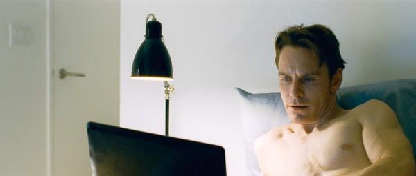 Michael Fassbender in 'Shame'