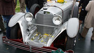 Pebble Beach: Rare Mercedes-Benz 680S Saoutchik wins show's highest honor