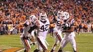 No college football team returns more sacks from last season than Virginia Tech. The Hokies had 41, and 13 players who accounted for 40 of them are back.