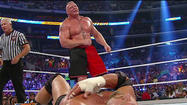 WWE SummerSlam 2012 starts and ends in impressive fashion