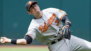 Ryan Flaherty beginning to swing a hot bat on rehab in Norfolk