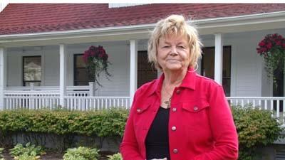 Kay Flavin is the Bay View Association's new development director.