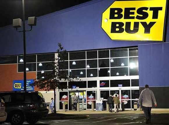 Hubert Joly will become Best Buy's new chief executive