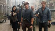 "With""The Expendables 2,""who needs""The Expendables""?"