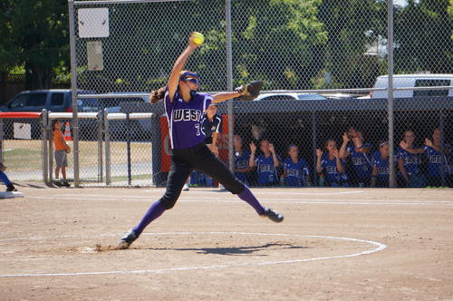 The Nunaka Valley softball team claimed their first ever Junior League World Series title with a 6-2 win over Canada, August 18 in Kirkland, Washington.
