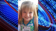 The 4-year-old girl who was injured after being hit by a pickup truck at the Indiana State Fair last week is listed in fair condition.
