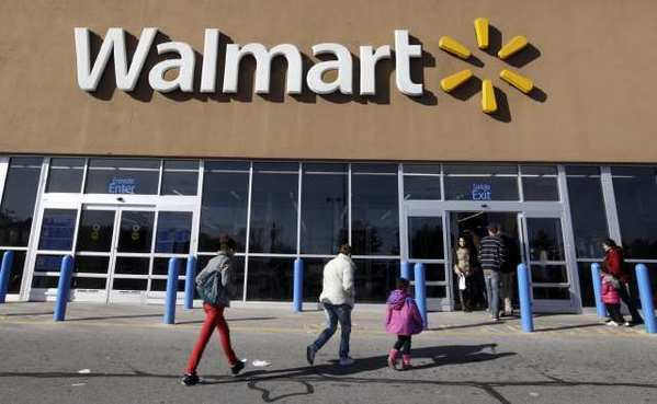 Wal-Mart spruces up its layaway program in time for the holidays.